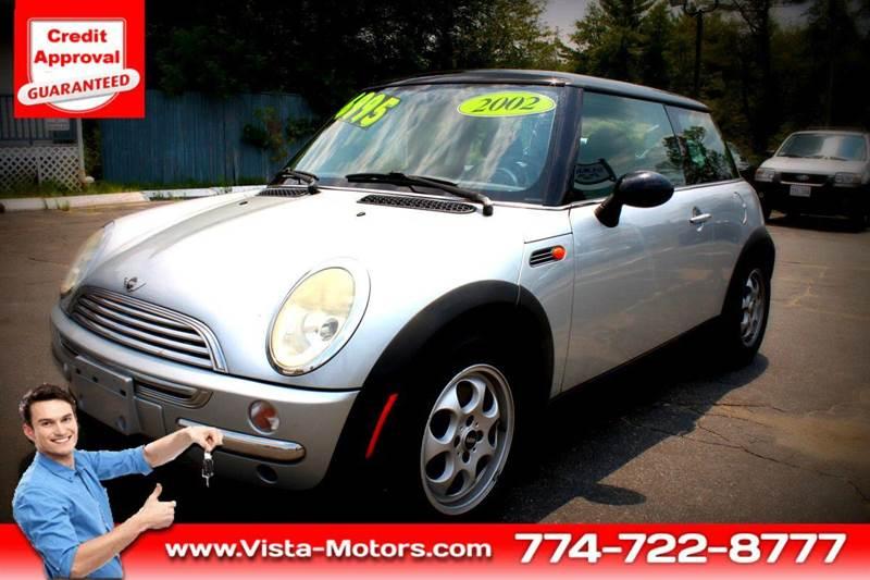 2002 Mini Cooper For Sale