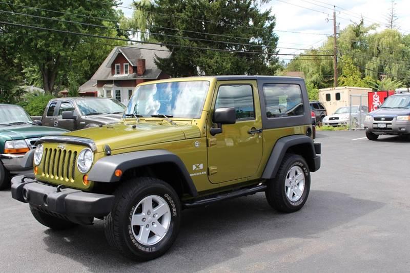 2007 jeep wrangler for sale carsforsale com