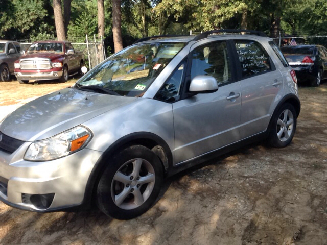 2008 suzuki sx4 crossover for sale in spring tx. Black Bedroom Furniture Sets. Home Design Ideas