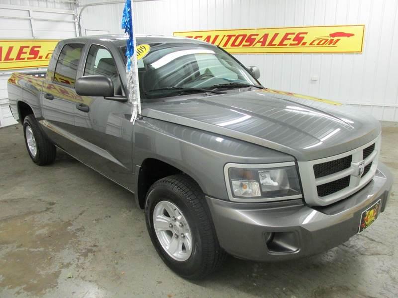 Fred Anderson Nissan Fayetteville >> 2009 Dodge Dakota for sale - Carsforsale.com