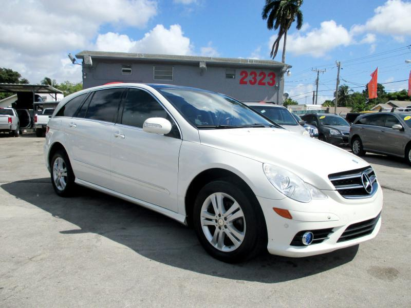 2009 mercedes benz r class for sale in miami fl for Mercedes benz r350 for sale