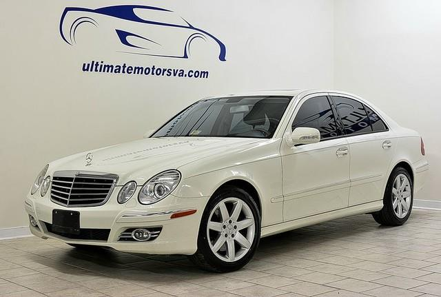 2007 mercedes benz e class for sale for Mercedes benz midlothian service