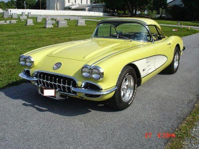 1959 chevrolet corvette for sale. Black Bedroom Furniture Sets. Home Design Ideas