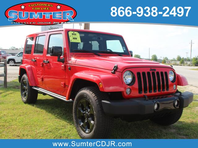 jeep wrangler unlimited for sale in sumter sc. Cars Review. Best American Auto & Cars Review