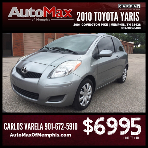 Toyota Yaris for sale - Carsforsale.com