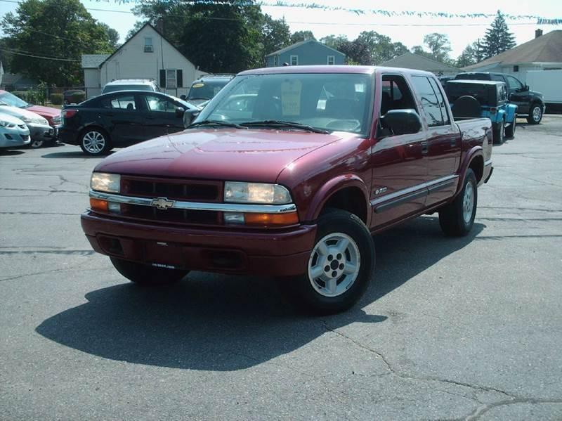 2004 Chevrolet S 10 For Sale Carsforsale Com