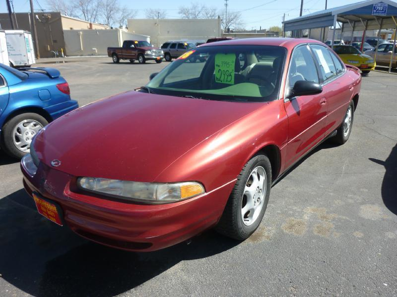 1998 oldsmobile intrigue for sale in twin falls id. Black Bedroom Furniture Sets. Home Design Ideas