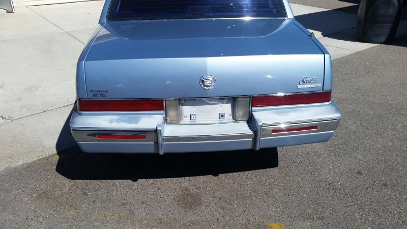 1991 cadillac seville for sale in twin falls id. Black Bedroom Furniture Sets. Home Design Ideas
