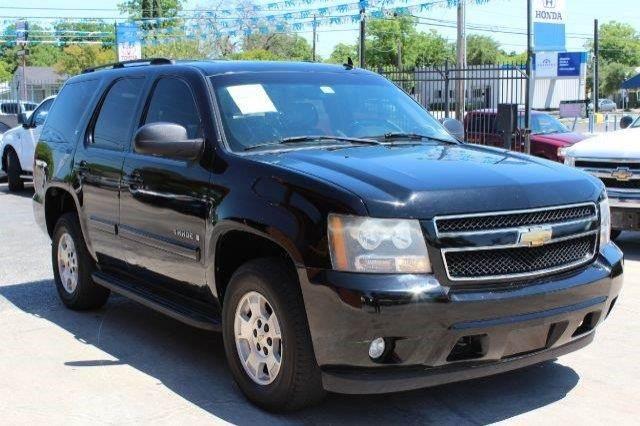 2007 Chevrolet Tahoe For Sale In San Antonio Tx