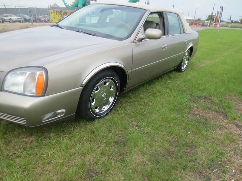 2002 cadillac deville for sale in gary in. Black Bedroom Furniture Sets. Home Design Ideas