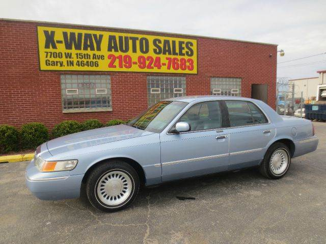 1998 Mercury Grand Marquis for sale - Carsforsale.com