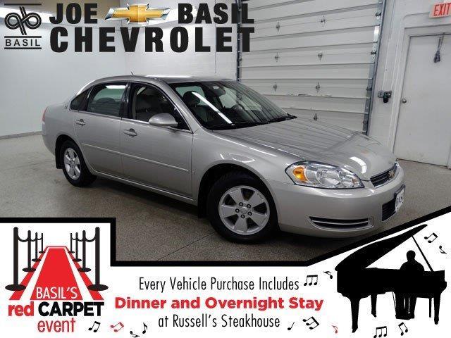 Joe Basil Chevrolet >> 2008 Chevrolet Impala for sale in Depew, NY
