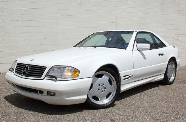 1997 mercedes benz sl class for sale for Mercedes benz birmingham mi