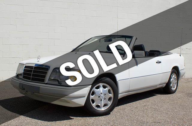 1995 mercedes benz e class for sale for Mercedes benz birmingham mi