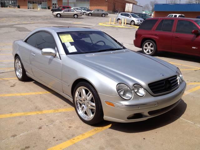 Mercedes benz cl class for sale for Mercedes benz o fallon mo
