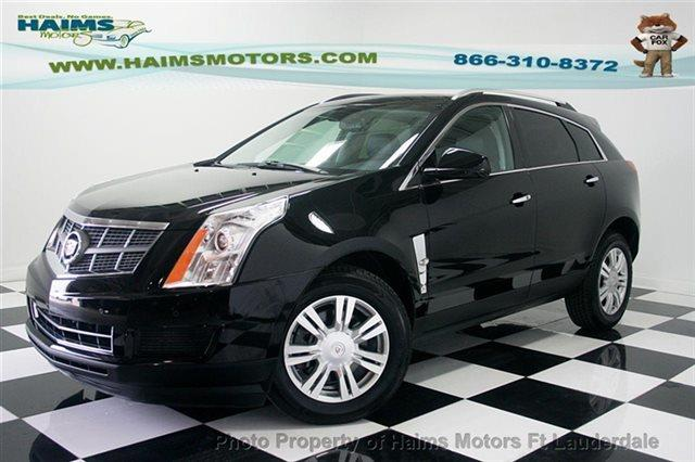 2012 cadillac srx for sale in lauderdale lakes fl. Black Bedroom Furniture Sets. Home Design Ideas