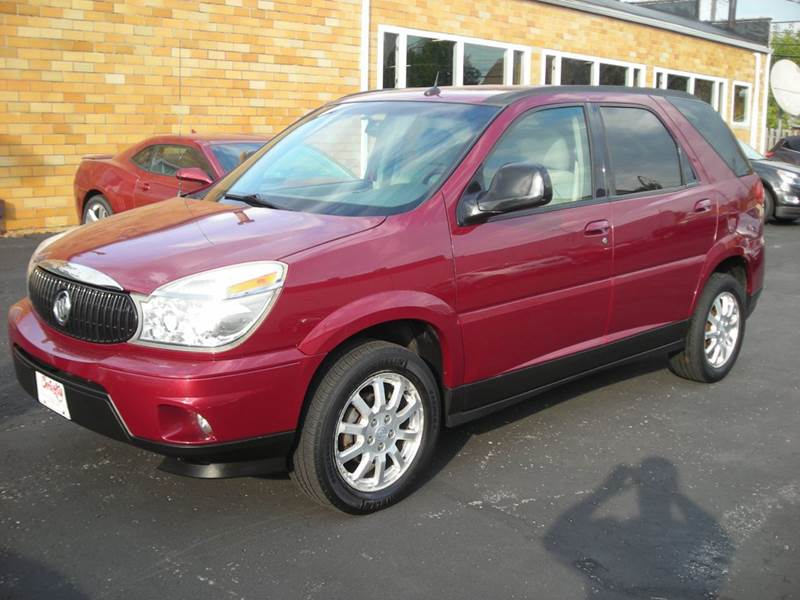 2007 buick rendezvous for sale. Black Bedroom Furniture Sets. Home Design Ideas