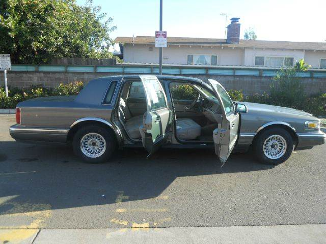 1997 lincoln town car for sale in san leandro ca for Royal motors san leandro