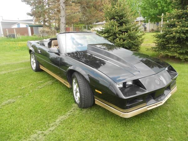 1984 Chevrolet Camaro For Sale In Mundelein Il