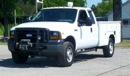 Utility Service Trucks For Sale In Atoka Ok
