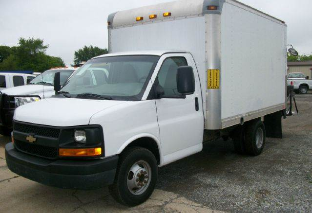 Chevrolet Express Cutaway For Sale