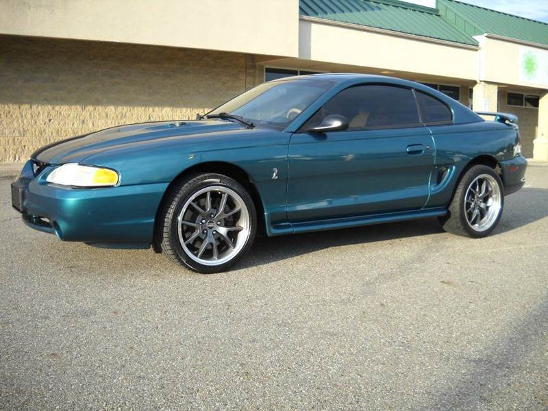 1997 ford mustang svt cobra for sale in canton oh. Black Bedroom Furniture Sets. Home Design Ideas