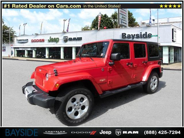 2014 Jeep Wrangler Unlimited For Sale In Flushing Ny