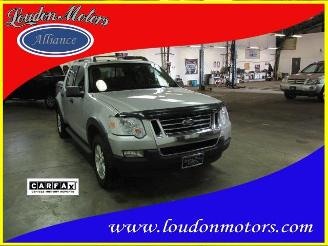 2009 ford explorer sport trac for sale in minerva oh for Loudon motors ford minerva