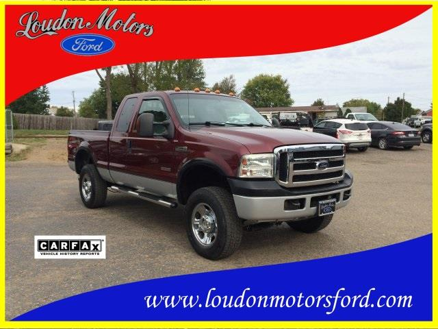 Used ford trucks for sale in minerva oh for Loudon motors ford minerva