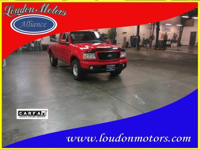 2008 ford ranger for sale for Loudon motors minerva ohio