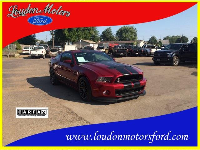 2014 ford shelby gt500 for sale for Loudon motors ford minerva