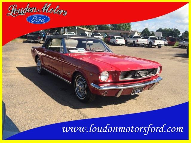 1966 ford mustang for sale in reno nv for Loudon motors minerva ohio