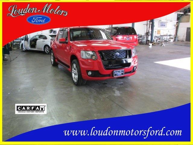 2009 ford explorer sport trac for sale in minerva oh for Loudon motors minerva ohio