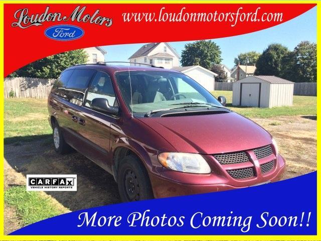 2003 dodge grand caravan for sale in minerva oh for Loudon motors minerva ohio