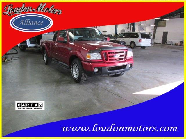 loudon motors ford