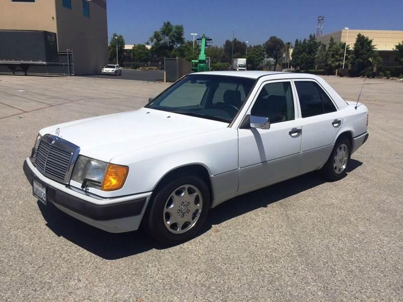1992 mercedes benz 400 class for sale in van nuys ca for Mercedes benz 400 for sale