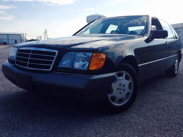 Mercedes benz 400 class for sale in iowa for 1993 mercedes benz 400sel for sale