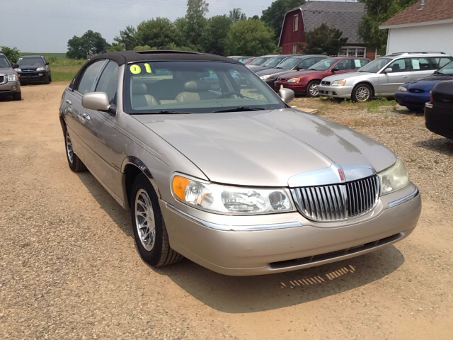 2001 Lincoln Town Car For Sale In Coldwater Mi