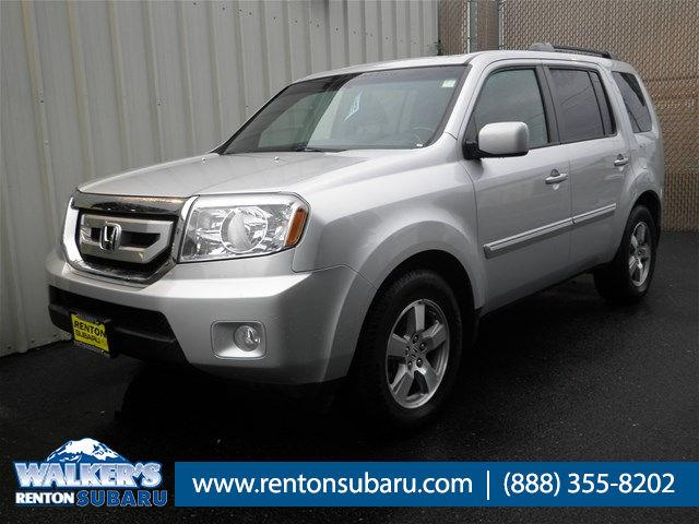 2009 honda pilot for sale in renton wa. Black Bedroom Furniture Sets. Home Design Ideas