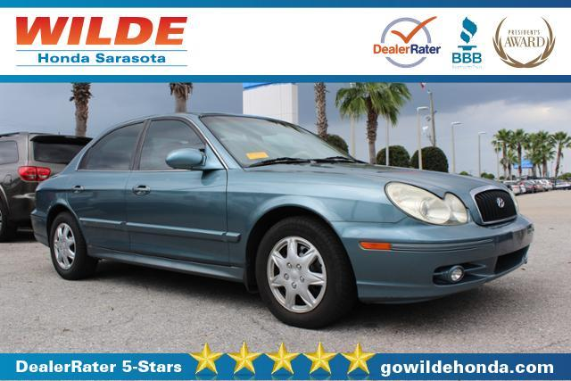 2004 hyundai sonata for sale in sarasota fl for Wilde honda sarasota fl