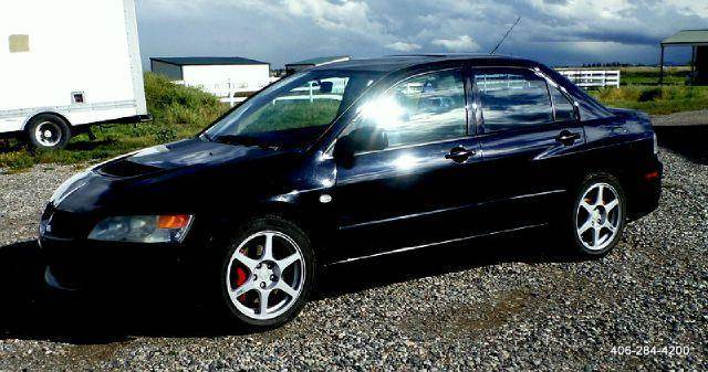 2003 mitsubishi lancer evolution for sale in raleigh nc. Black Bedroom Furniture Sets. Home Design Ideas