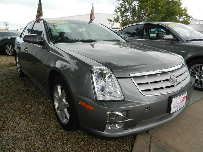 2005 cadillac sts for sale for Broadway motors longmont colorado