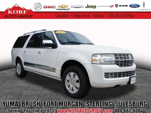 Robberson Ford Bend Or >> 2014 Lincoln Navigator L for sale - Carsforsale.com