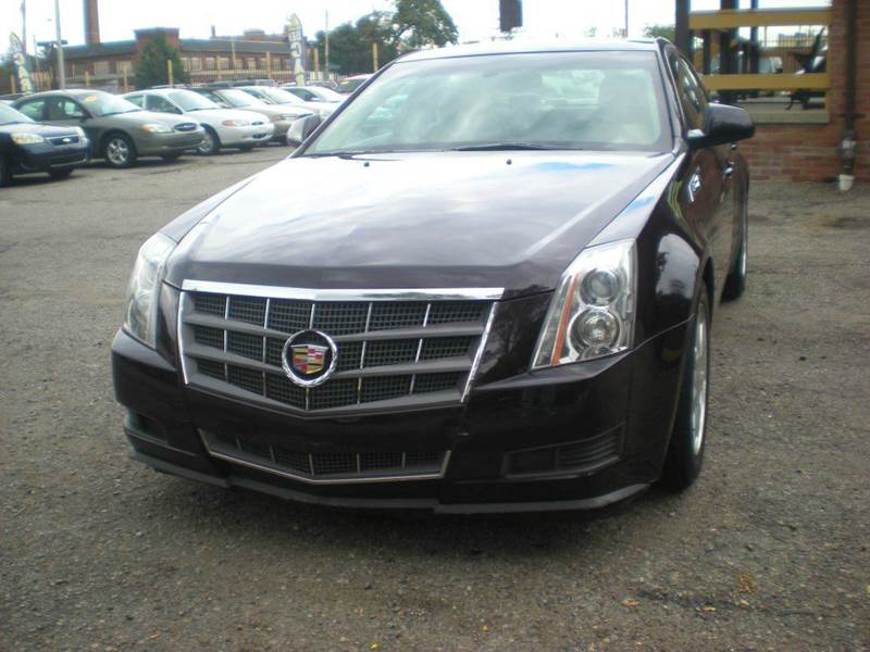 cadillac cts for sale in michigan. Black Bedroom Furniture Sets. Home Design Ideas