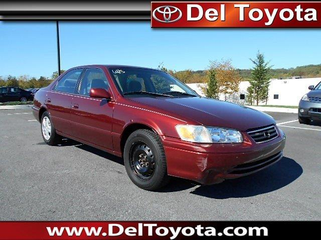 2001 toyota camry for sale in thorndale pa. Black Bedroom Furniture Sets. Home Design Ideas
