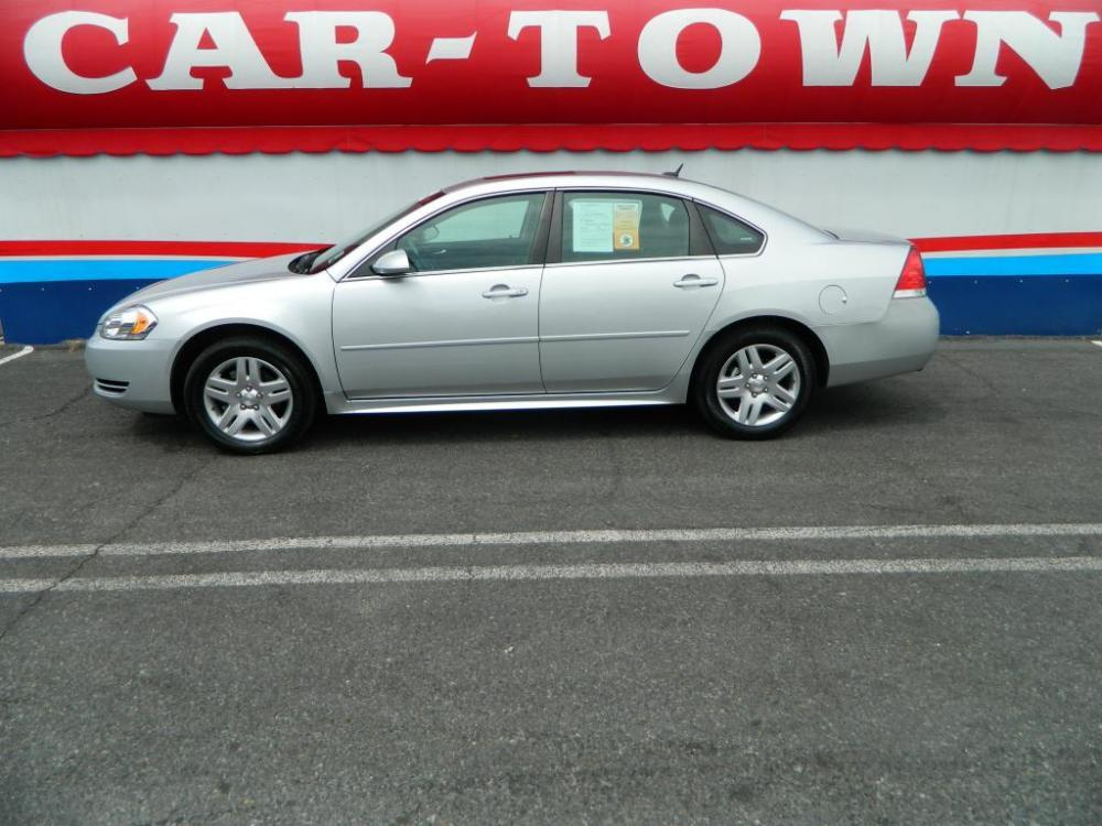 2014 chevrolet impala limited for sale in monroe la. Black Bedroom Furniture Sets. Home Design Ideas