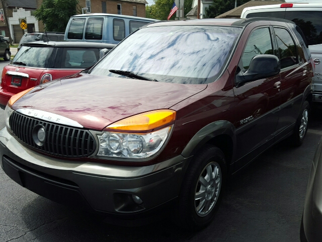 2003 buick rendezvous for sale in north lima oh. Black Bedroom Furniture Sets. Home Design Ideas