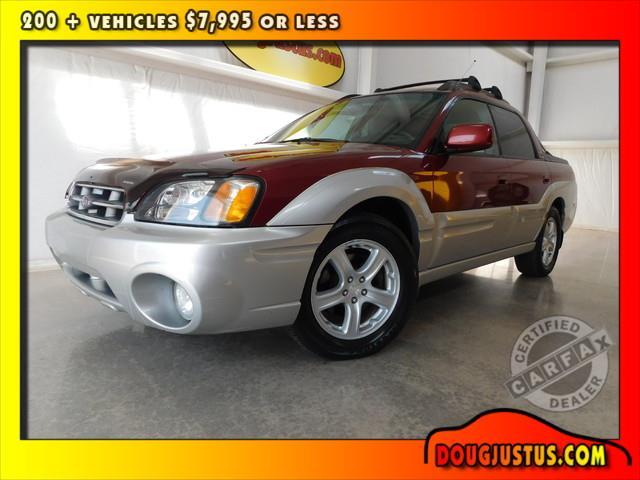 Subaru Baja For Sale In Tennessee Carsforsale Com