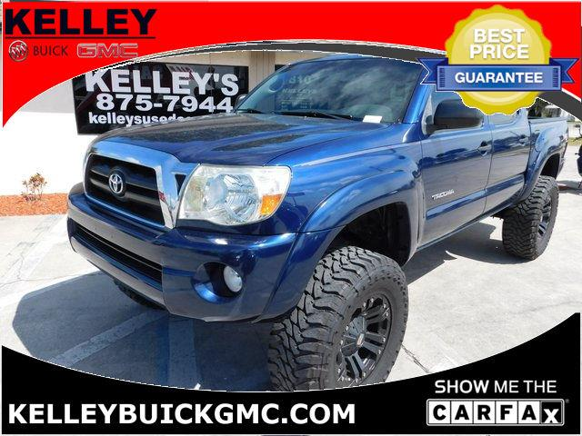 2007 toyota tacoma for sale in bartow fl. Black Bedroom Furniture Sets. Home Design Ideas