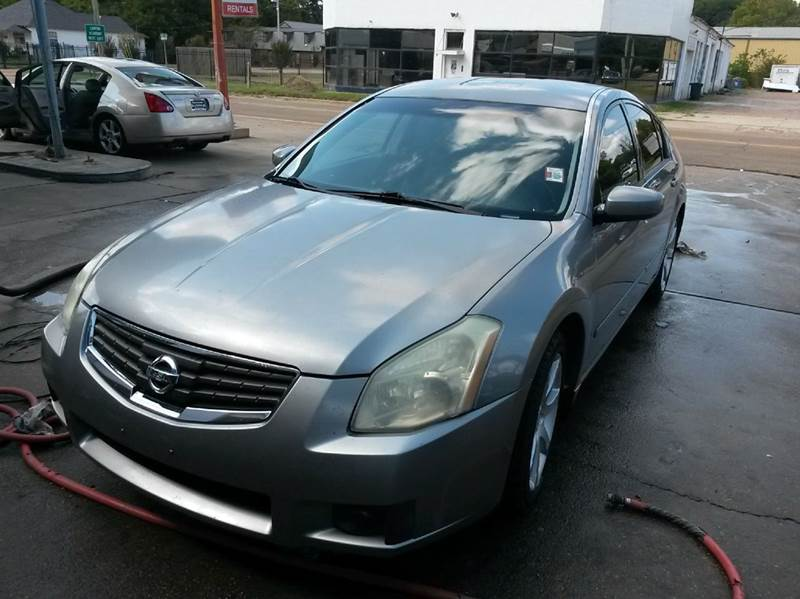 2007 Nissan Maxima For Sale Carsforsale Com